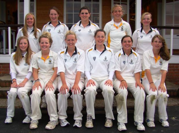Cornwall Ladies cricket team