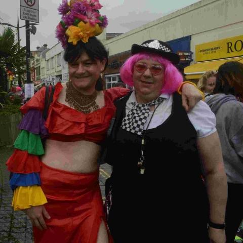 Truro celebrates gay pride