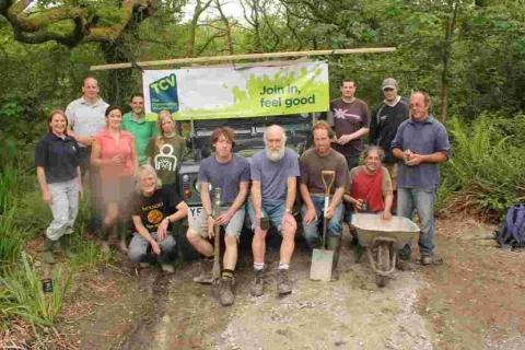 Penryn lake nature reserve reopens after 12 years