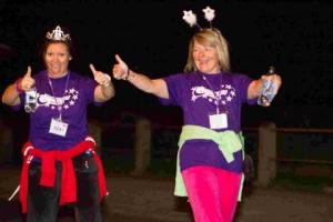 Moonlight Memory walkers will turn Falmouth purple