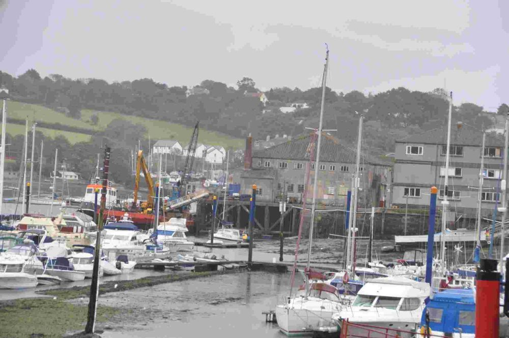 Falmouth Wharves secret cash compensation row refuses to sink