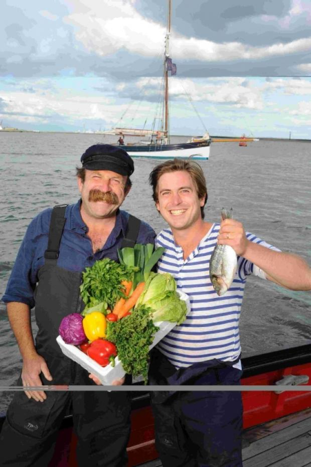 Hungry sailors to star at Oyster Festival