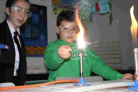 Open day gives taste of life at Falmouth School