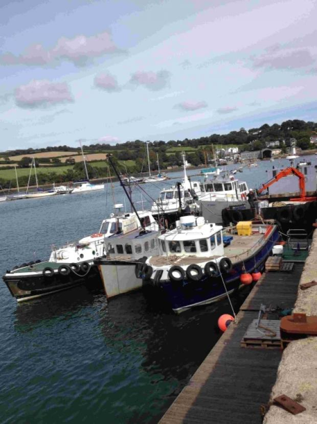 Falmouth Wharf will retain 'commercial role', says developer
