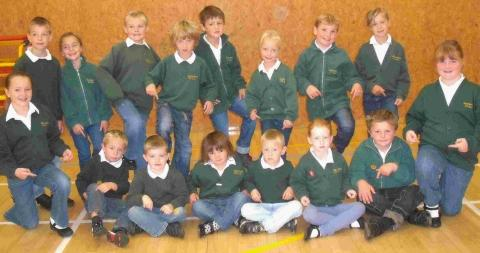 Landewednack pupils wear jeans for genes