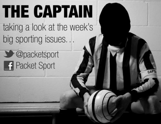 The Captain: Cul