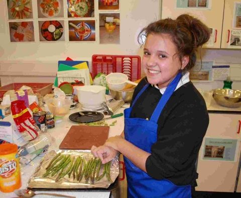 Penryn pupils vie for top chef title