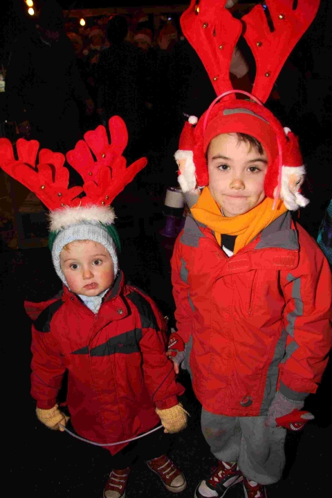 'Biggest and best' Helston Christmas lights yet