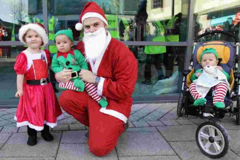 Final countdown for Santa Fun Fun at RNAS Culdrose