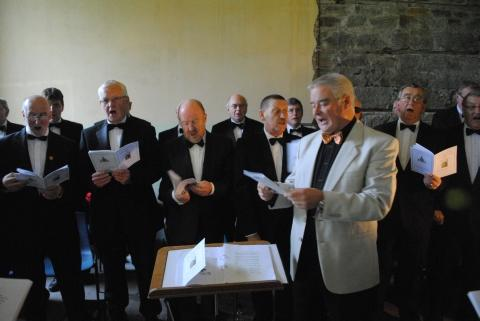 Treverva Male Voice Choir on the look out for new members