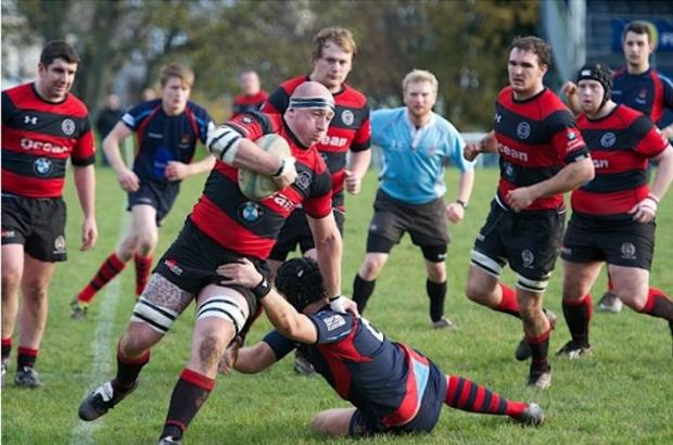 RUGBY: Lawrence and Churcher take charge at Penryn