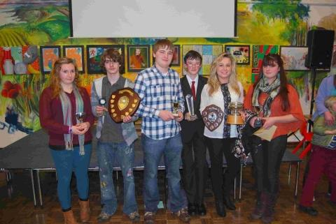 Mullion students celebrate success