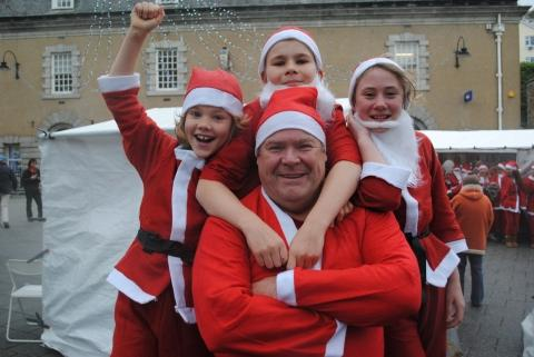 Merry Christmas to one and all: Falmouth festive round-up