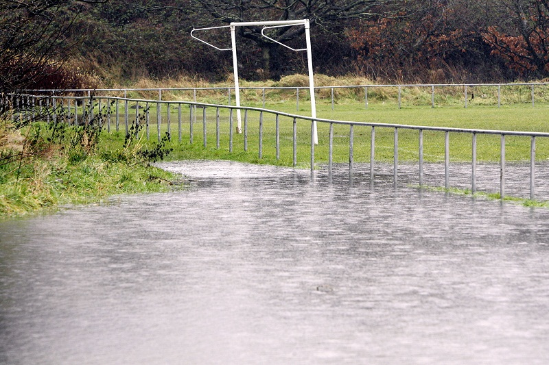 More bad weather hits weekend fixtures