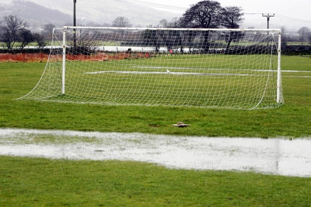 Heavy rain puts weekend fixtures in doubt