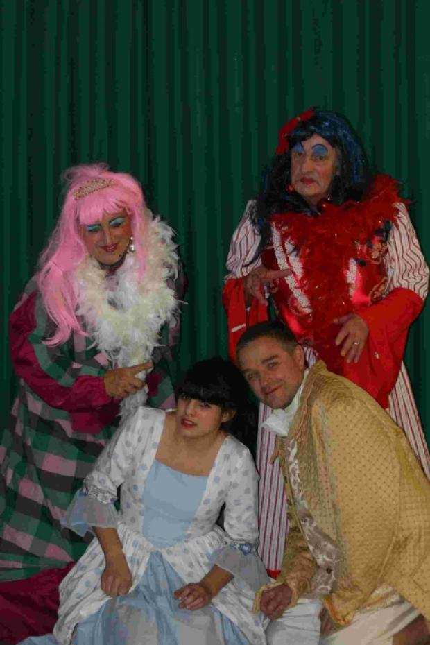 Panto season returns to Falmouth