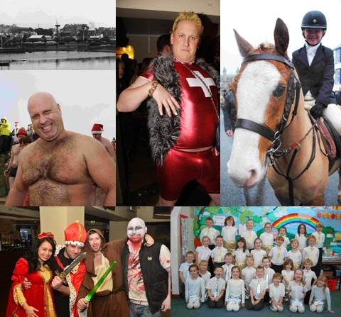 Hunts, nativity plays, New Year celebrations and much more
