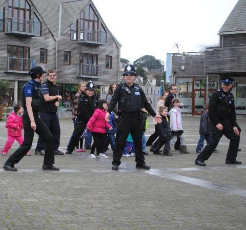 Falmouth police 'Gangnam' video raises £10,000