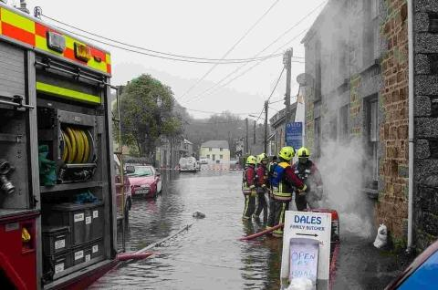 Emergency flooding plan meeting for Helston