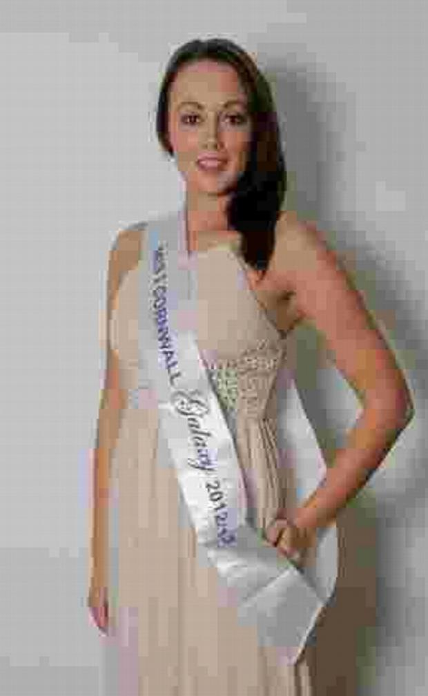 Redruth girl vies for Miss Galaxy title