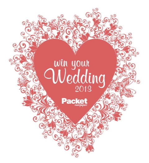Last chance to win your wedding! Enter online