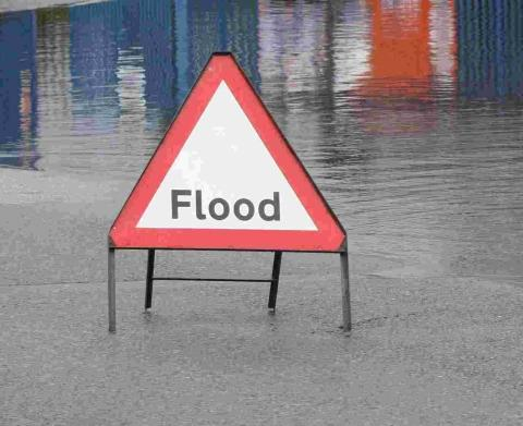 Flood alert in place for Helston and West Cornwall rivers