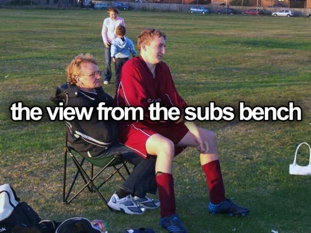 The View from the Subs Bench: Ten of the best...own goals