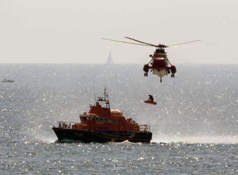 A year in shouts for Cornwall's lifeboats and lifeguards