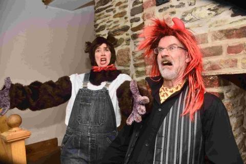 It's pub panto time in Penryn