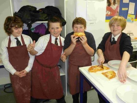 Success for Falmouth School lunchtime club