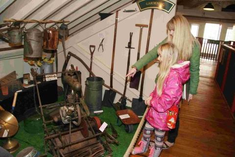 Trip down farming memory lane at Helston museum