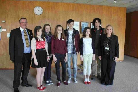 Mullion pupil wins seat on Cornwall Youth Parliament