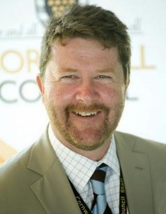 Paul Masters, the new interim chief executive of Cornwall Council