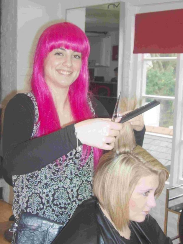 Free Falmouth haircuts to aid cancer care