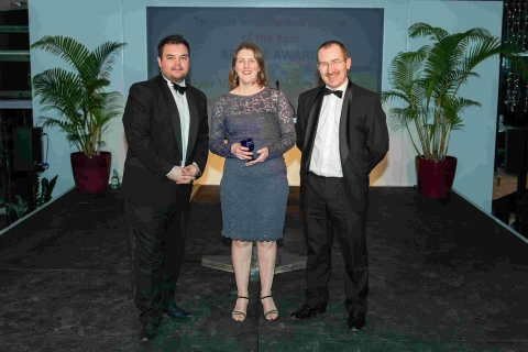 Falmouth area businesses win big at tourism awards