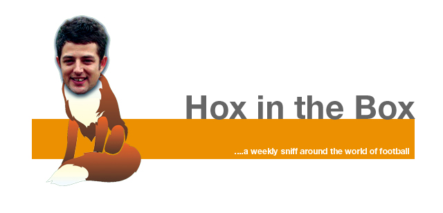 Hox in the Box: The balance of power has shifted...