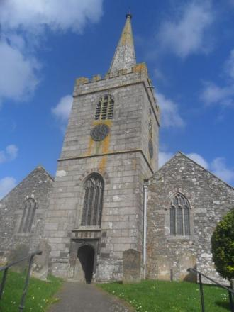 Big grant boost for St Keverne church