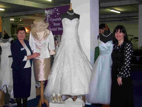 Passion for fashion helps disability charity