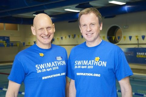 Call to sign up for charity 'Swimathon'