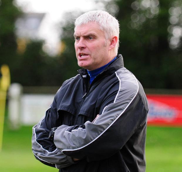 Dennis Annear, Porthleven's manager, says his side are looking forward to their FA Vase match at St Austell