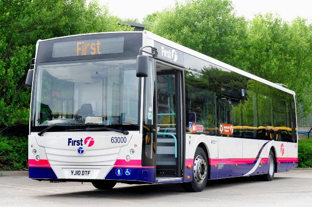 Anger on the buses over Falmouth cuts