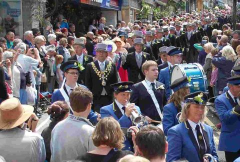 Helston Flora Day road closures announced
