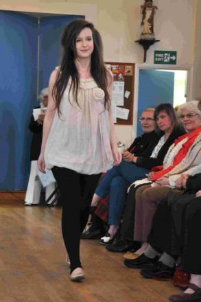 Passion for charity fashion at Helston annual WI show