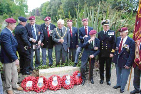 D-Day remembered at Trebah Garden's Military Day on Saturday