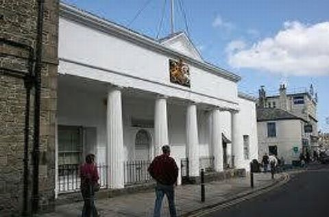Former Falmouth Custom House being transformed into new bar and restaurant