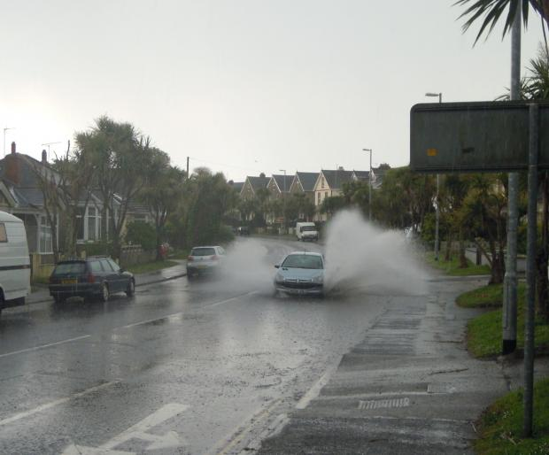 Falmouth Packet: Dracaena Avenue Falmouth flood