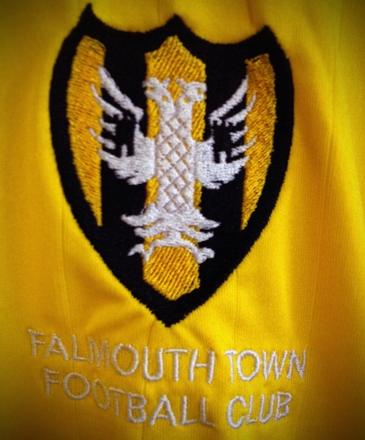 Falmouth Town's unbeaten run ended by St Austell