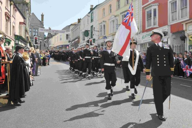 Helston Freedom Parade 'best in years': PICTURES + FULL STORY