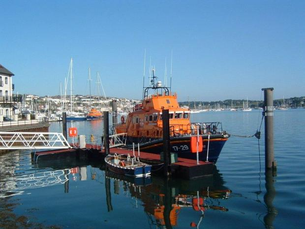 'Maliciously' fired red flare over Penryn river sparks lifeboat search