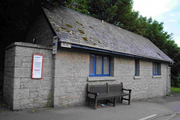 Helston toilet set to reopen after people pee in doorway
